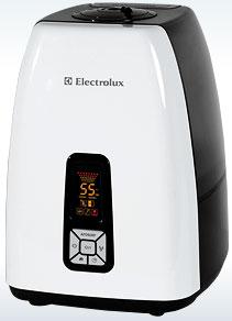 Новинка года – ультразвуковой комнатный увлажнитель воздуха Electrolux EHU-5515D