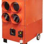 газовый теплогенератор ТАГ-160