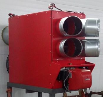 жидкотопливный нагреватель ТАЖ-110